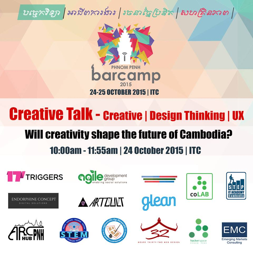 Creative Thinking Barcamp 2015