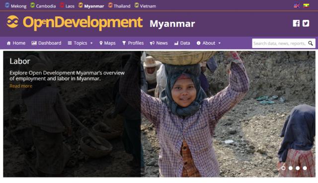 Open Dev Myanmar